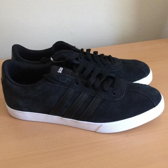 le adidas 8 donne nere poshmark neo - scarpa